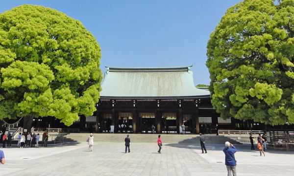 Meiji Jingu/Shrine